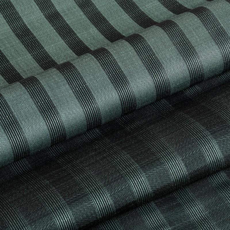 Tissu-crin-sisal-ligné-vert