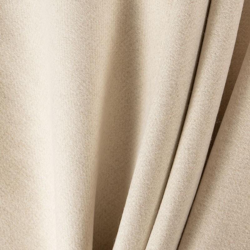 Tissu-double-toile-chevrons-en-laine-ivoire