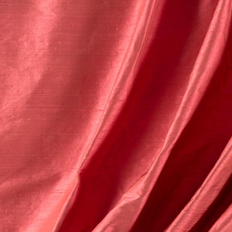 Tissu-soie-sauvage-rose