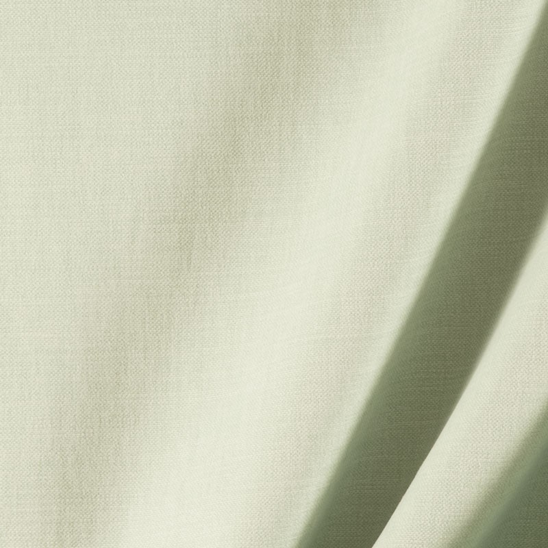 Tissu-lin-coton-gratté-vert-d'eau