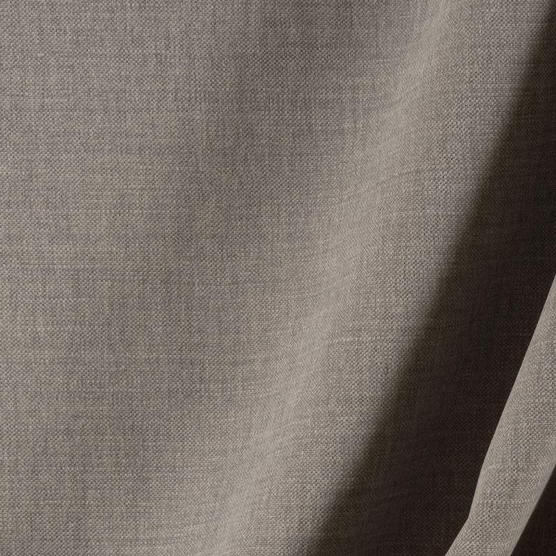 Tissu-lin-coton-gratté-gris-foncé