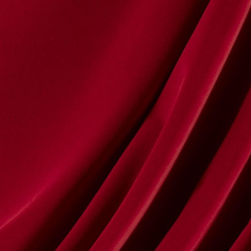 Tissu-velours-rouge-foncé