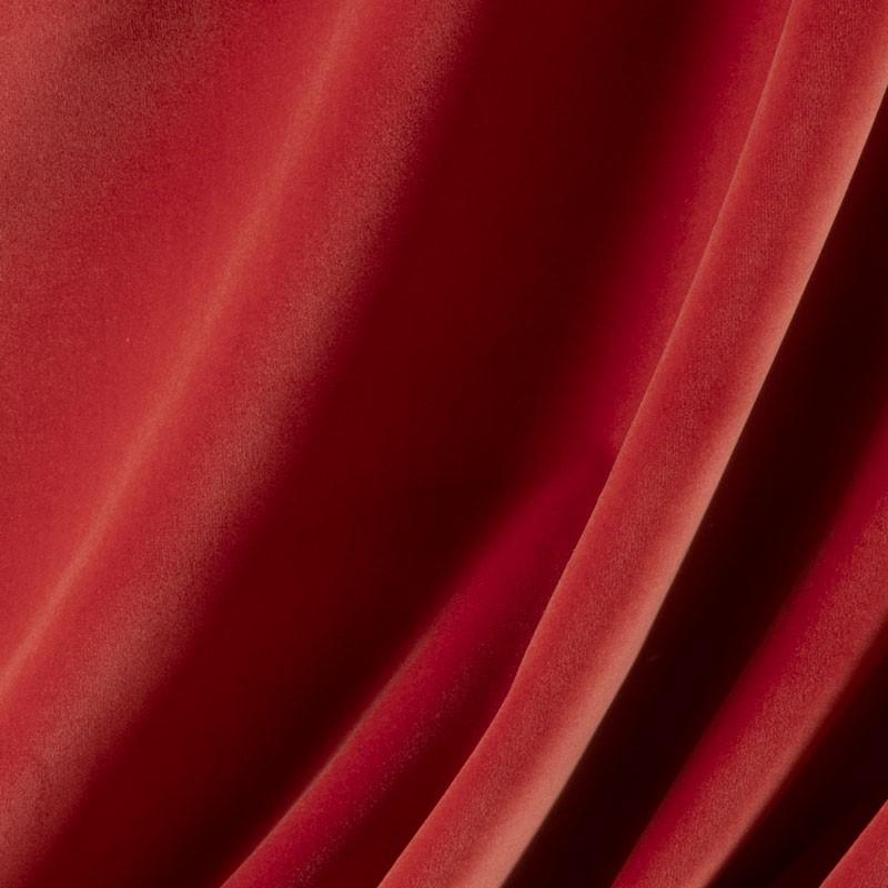 Tissu-velours-vieux-rose