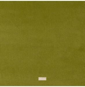 Tissu velours vert clair