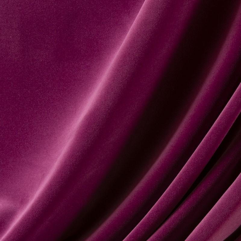 Tissu-velours-violet