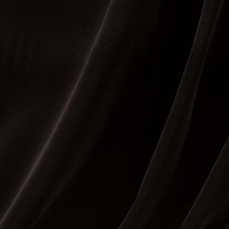 Tissu-velours-noir