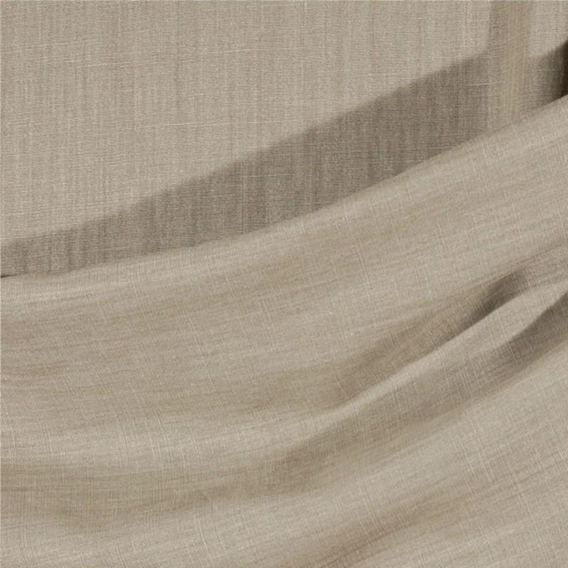 Tissu-lin-lourd-uni-bronze