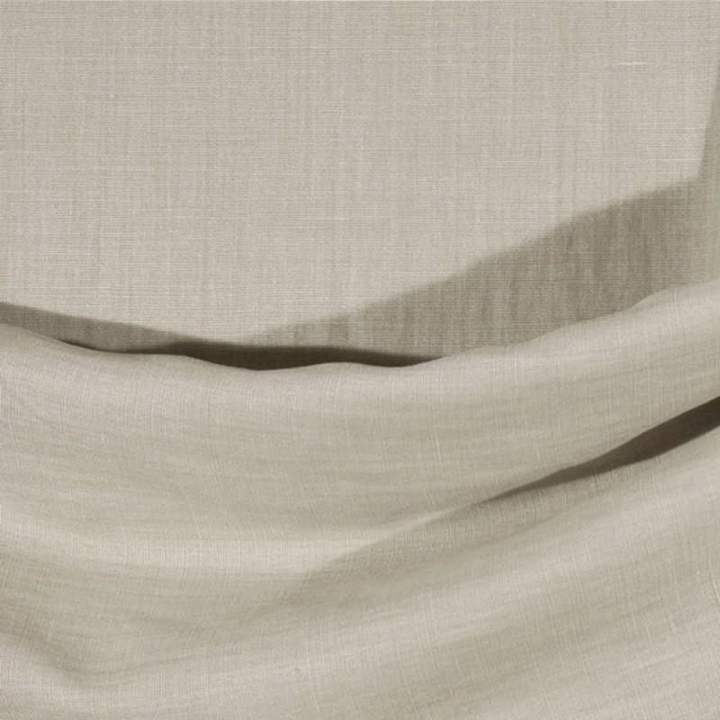 Tissu-lin-lourd-uni-gris-naturel