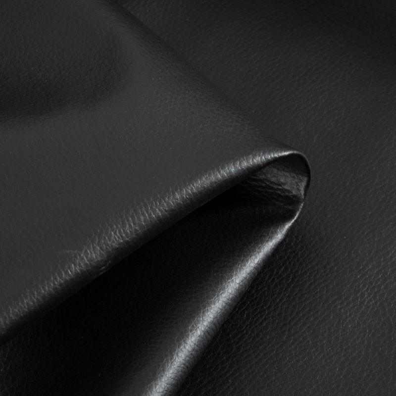 Tissu-simili-cuir-Texas-noir