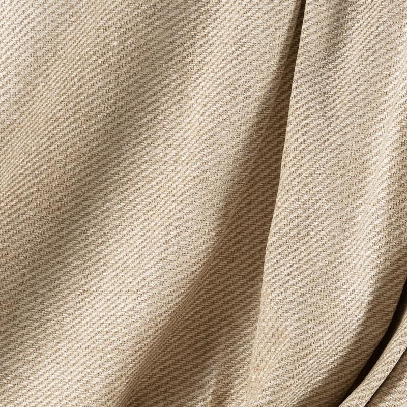Tissu-velours-chenille-chiné-beige-clair