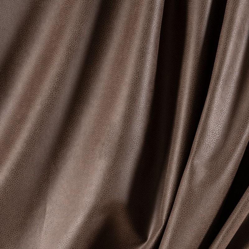 Tissu-suédine-vachette-brun
