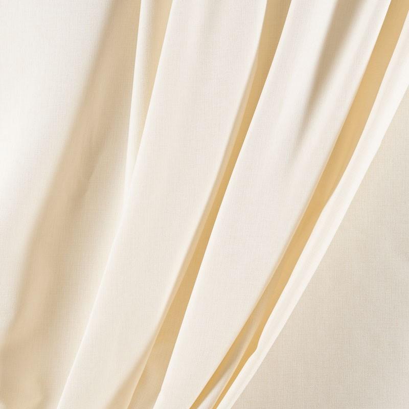 Tissu-300cm-polyester-chiné-écru