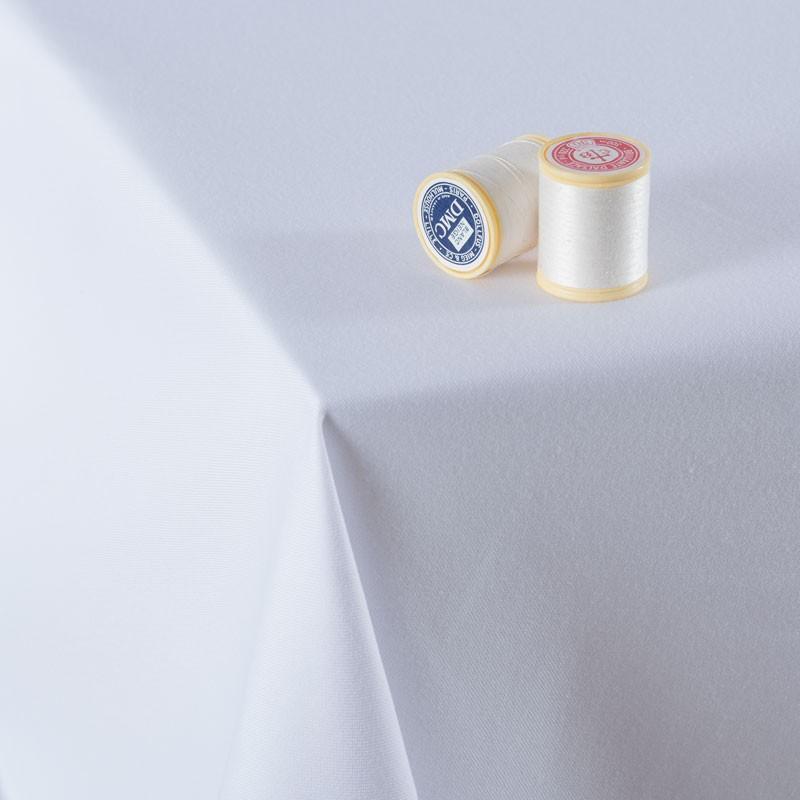 Tissu-300cm-polyester-nappe-blanc