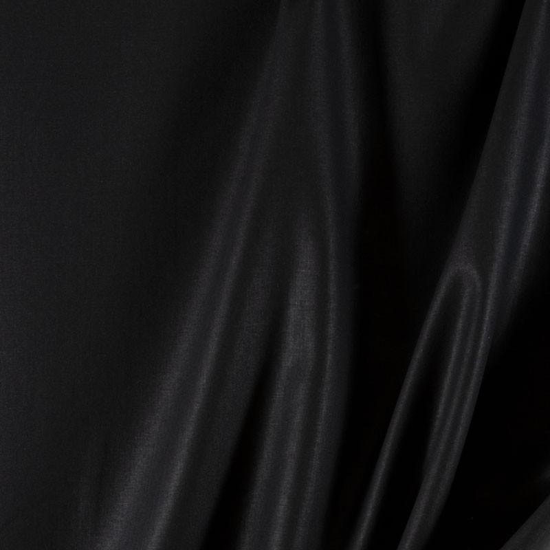 Tissu-280cm-lin-uni-noir