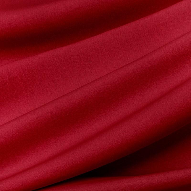 Tissu-280cm-coton-bachette-rouge-foncé