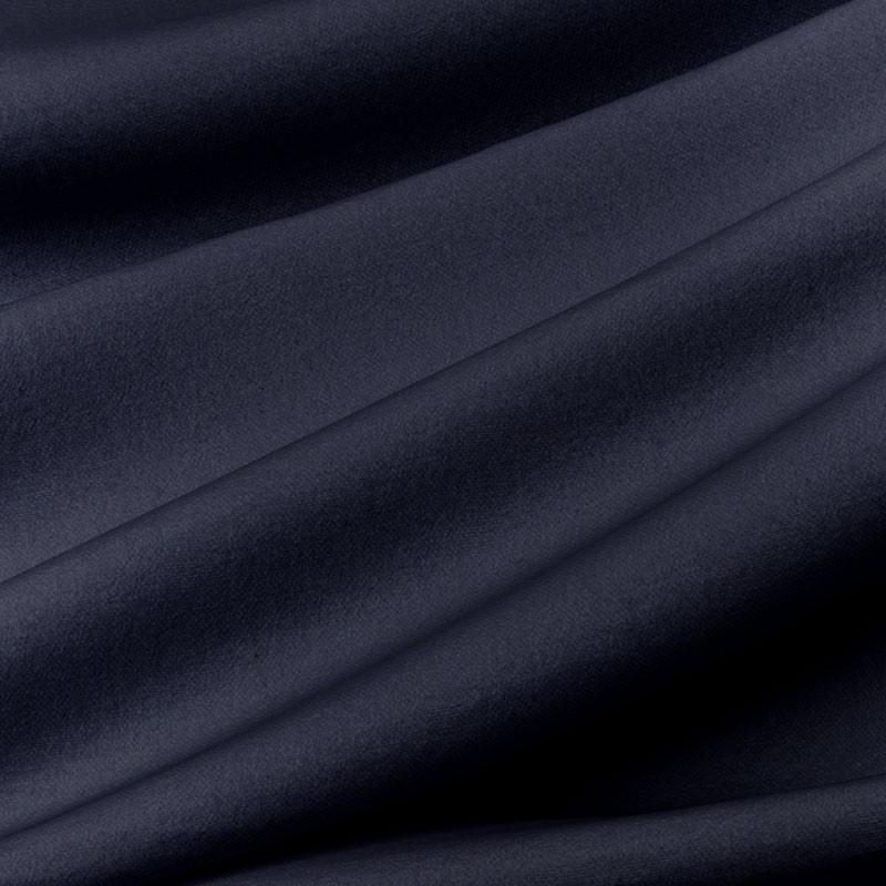 Tissu-280cm-coton-bachette-bleu-marine