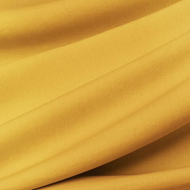 Tissu-280cm-coton-bachette-ocre