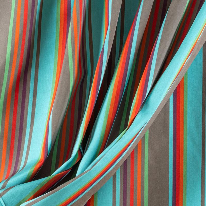 Tissu-320cm-outdoor-rayure-multicolore-turquoise
