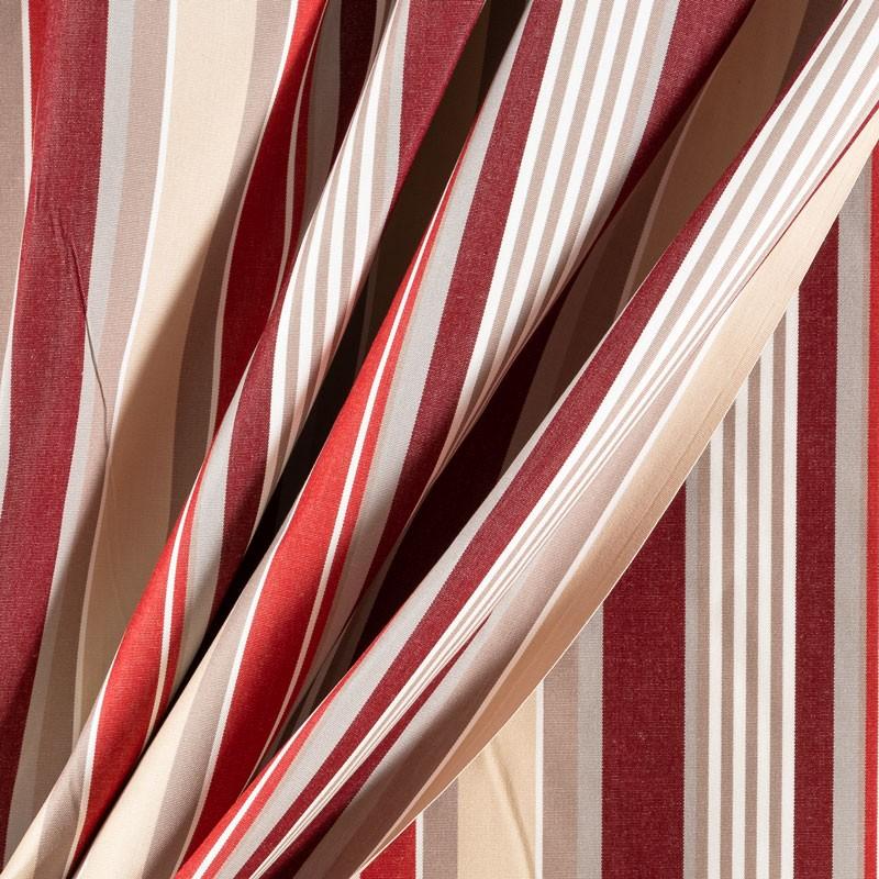 Tissu-320cm-outdoor-rayure-bordeaux