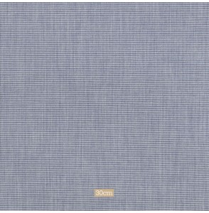 Tissu 320cm outdoor chiné bleu