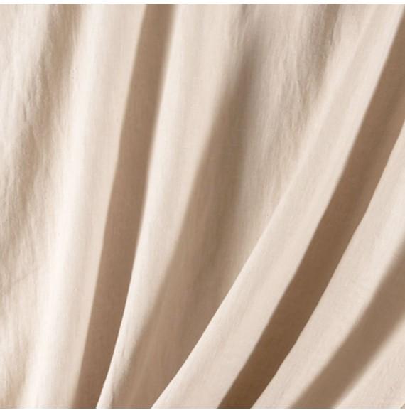 Tissu-lin-lavé-beige-Washed-Linnen