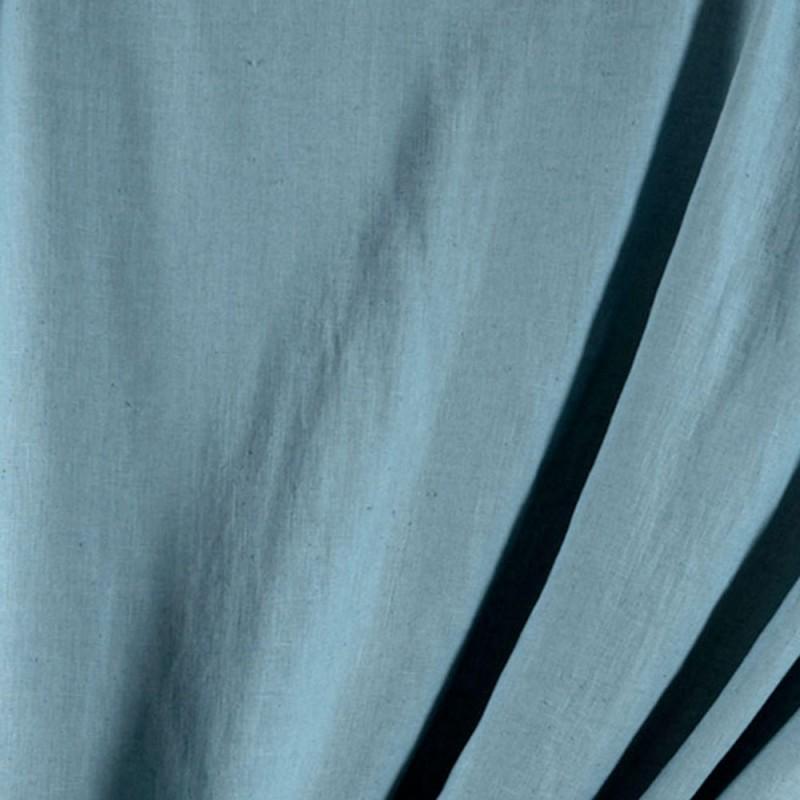 Tissu-lin-lavé-bleu-Washed-Linnen