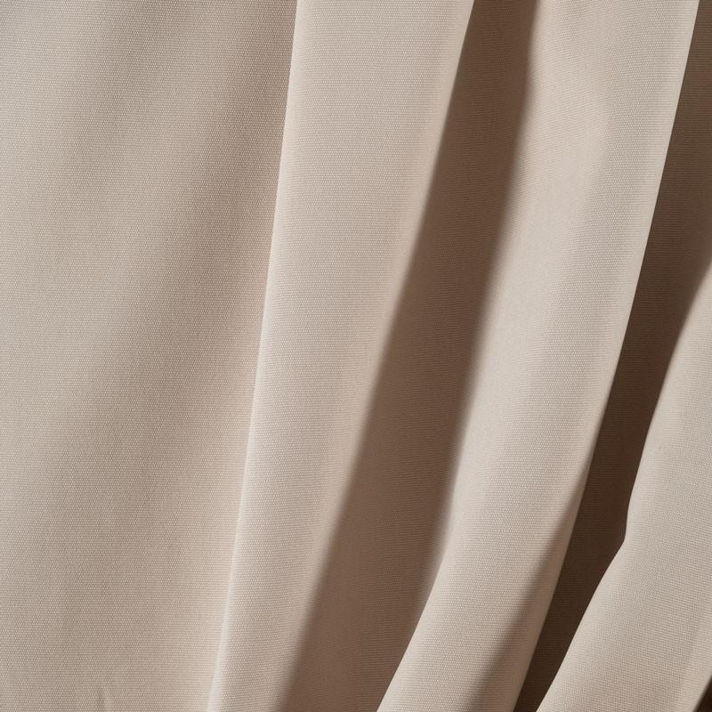 Tissu-280cm-Chartres-toile-lourde-coton-émerisé-beige-mastic