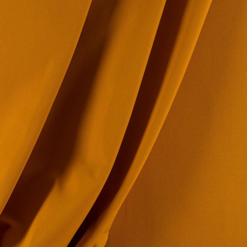 Tissu-280cm-Chartres-toile-lourde-coton-émerisé-ocre
