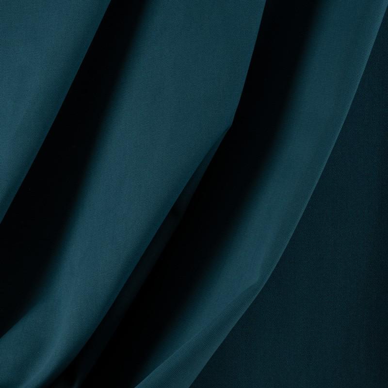 Tissu-280cm-Chartres-toile-lourde-coton-émerisé-pétrole