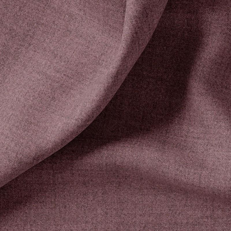 Tissu-polyester-aspect-laine-chiné-mauve