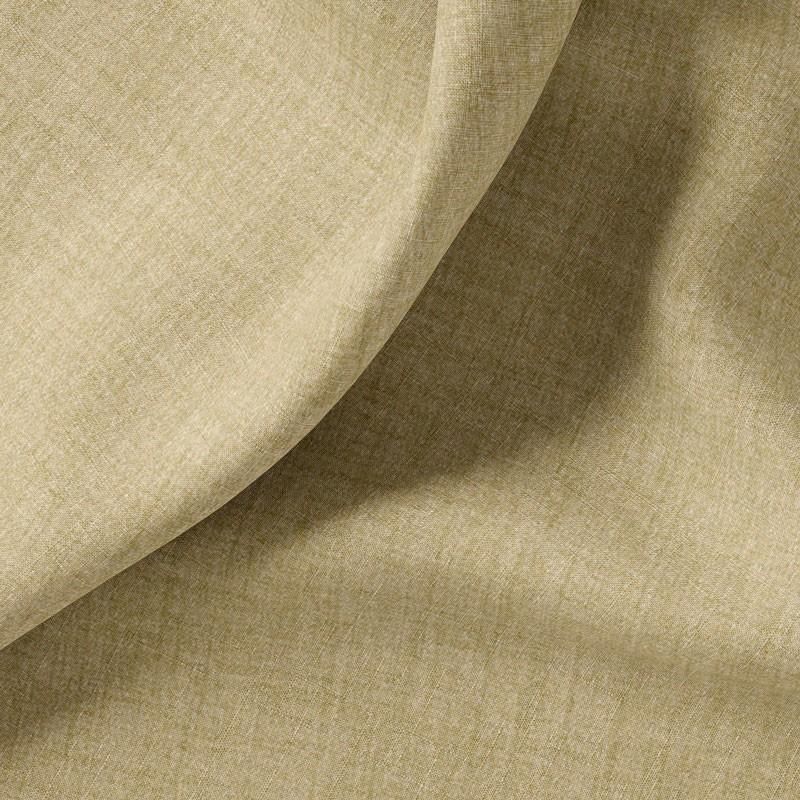 Tissu-polyester-aspect-laine-chiné-beige