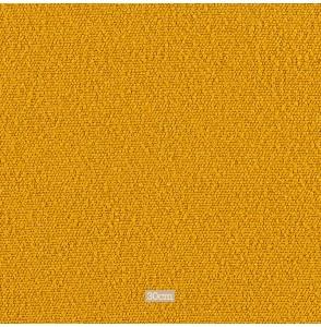 Tissu Brasilia bouclette moutarde