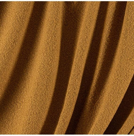 Tissu-Brasilia-bouclette-ocre