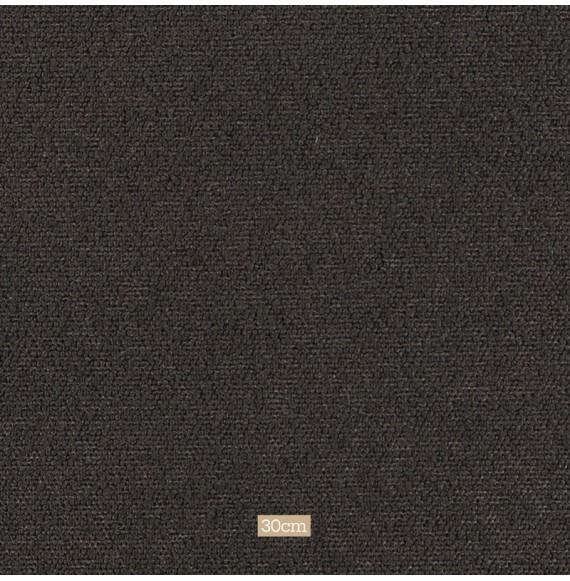 Tissu Brasilia bouclette noir
