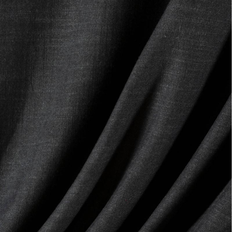 Tissu-Odéon-gris-aspect-lin