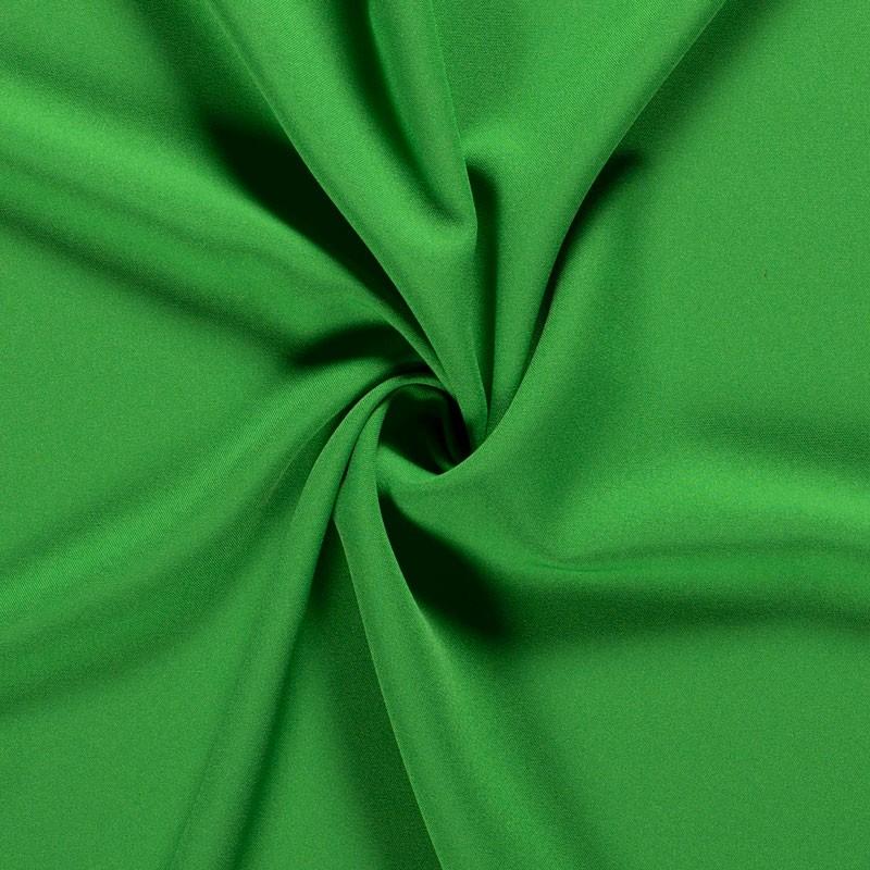 Tissu-polyester-uni-vert-clair