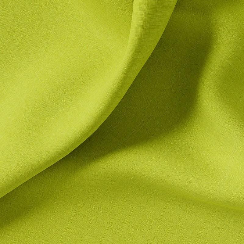 Tissu-coton-uni-vert-pistache