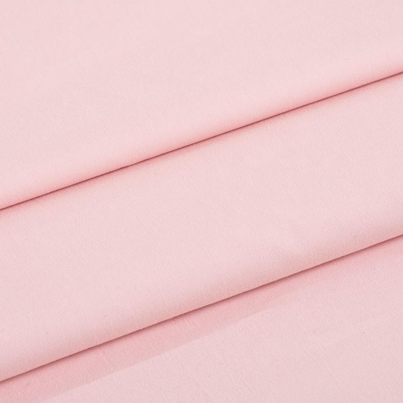 Tissu-coton-uni-rose