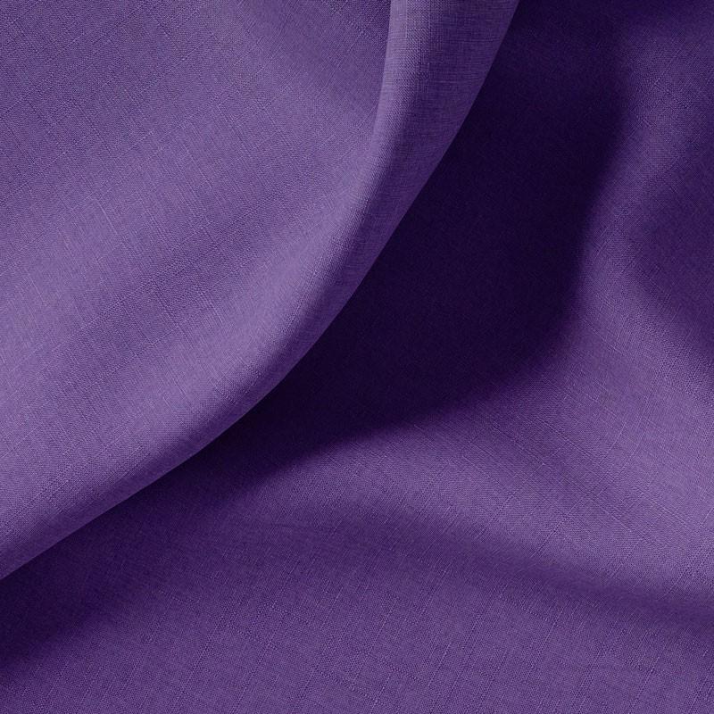 Tissu-coton-uni-mauve
