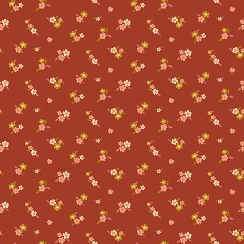 Tissu-jersey-bio-Gots-rouille-fleuri
