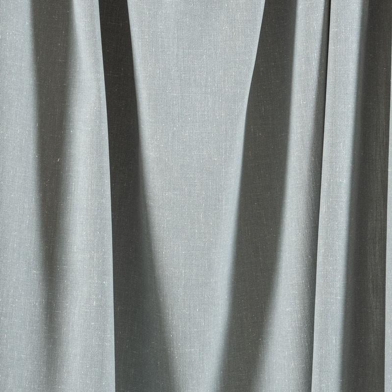 Tissu-chiné-aspect-lin-bleu-clair