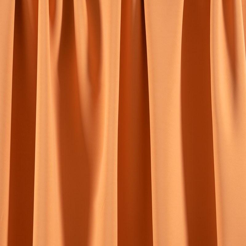 Tissu-blackout-orange-clair
