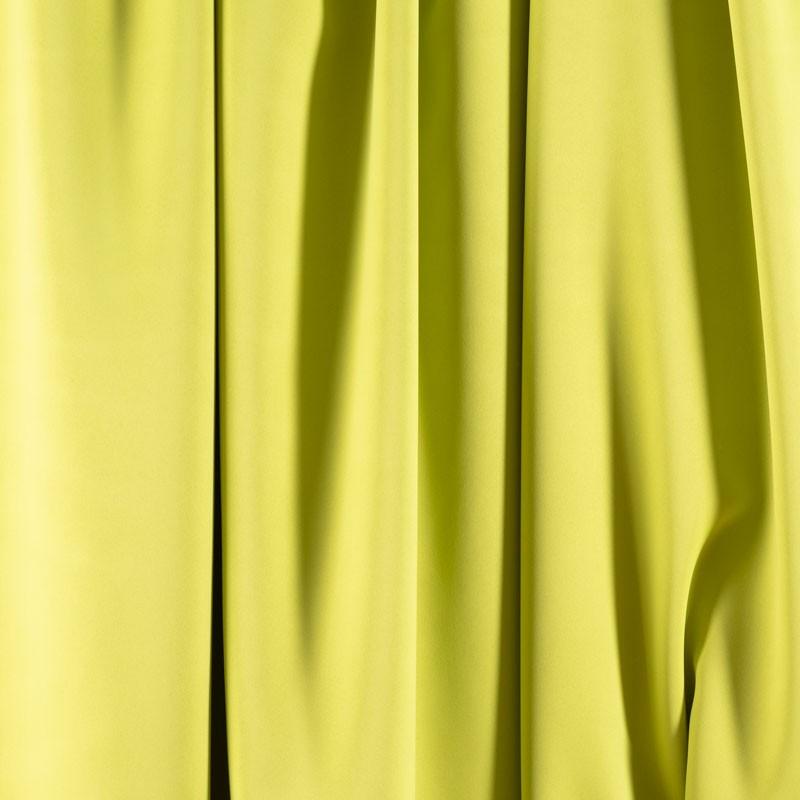 Tissu-blackout-vert-citron