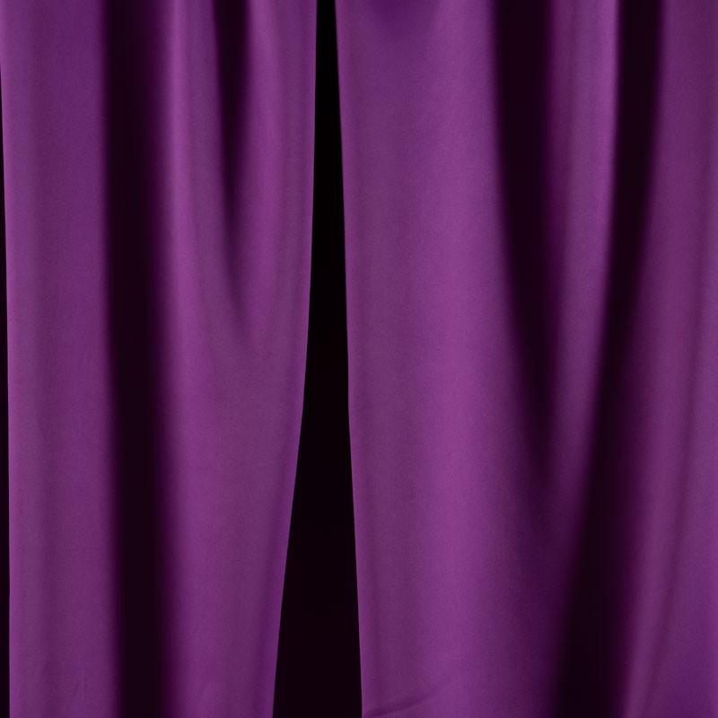 Tissu-blackout-violet