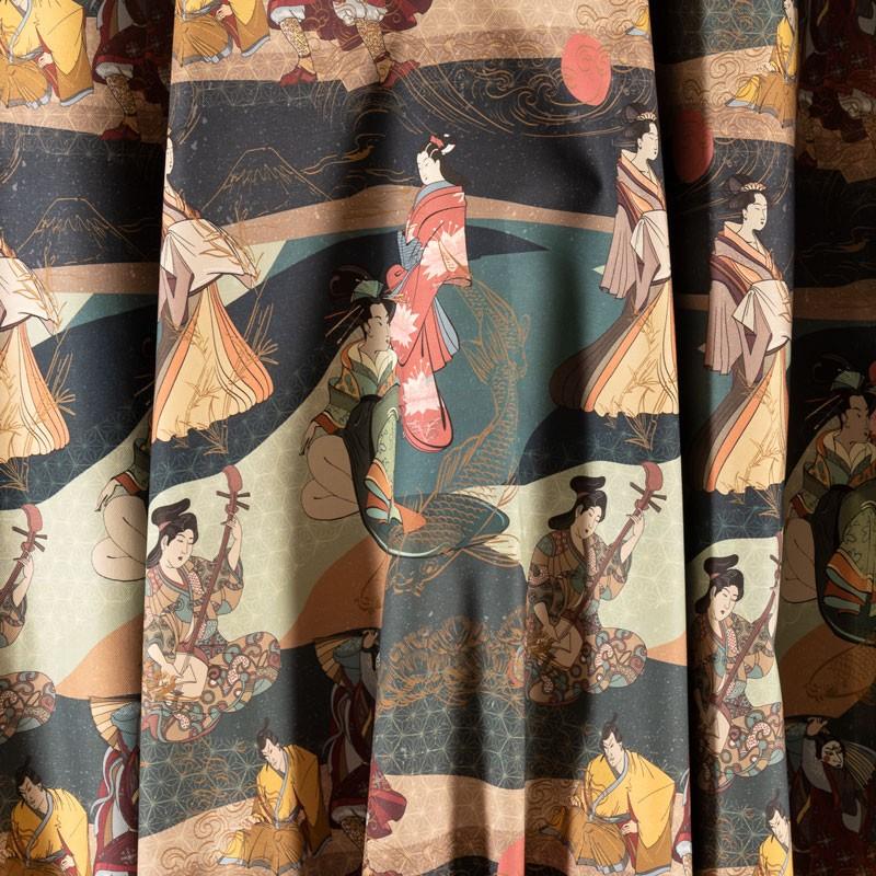 Tissu-280cm-coton-motif-chinois